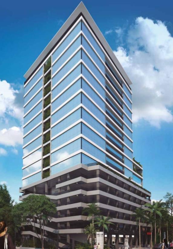 Torre Parkplaza Av Juan XXIII y Boettner Asuncion Paraguay